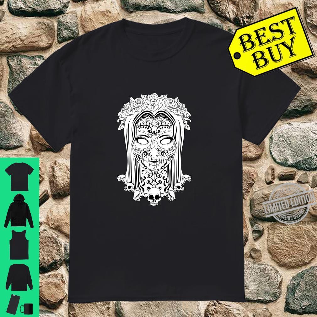 Cinco De Mayo Dia De Los Muertos Sugar Skull Shirt