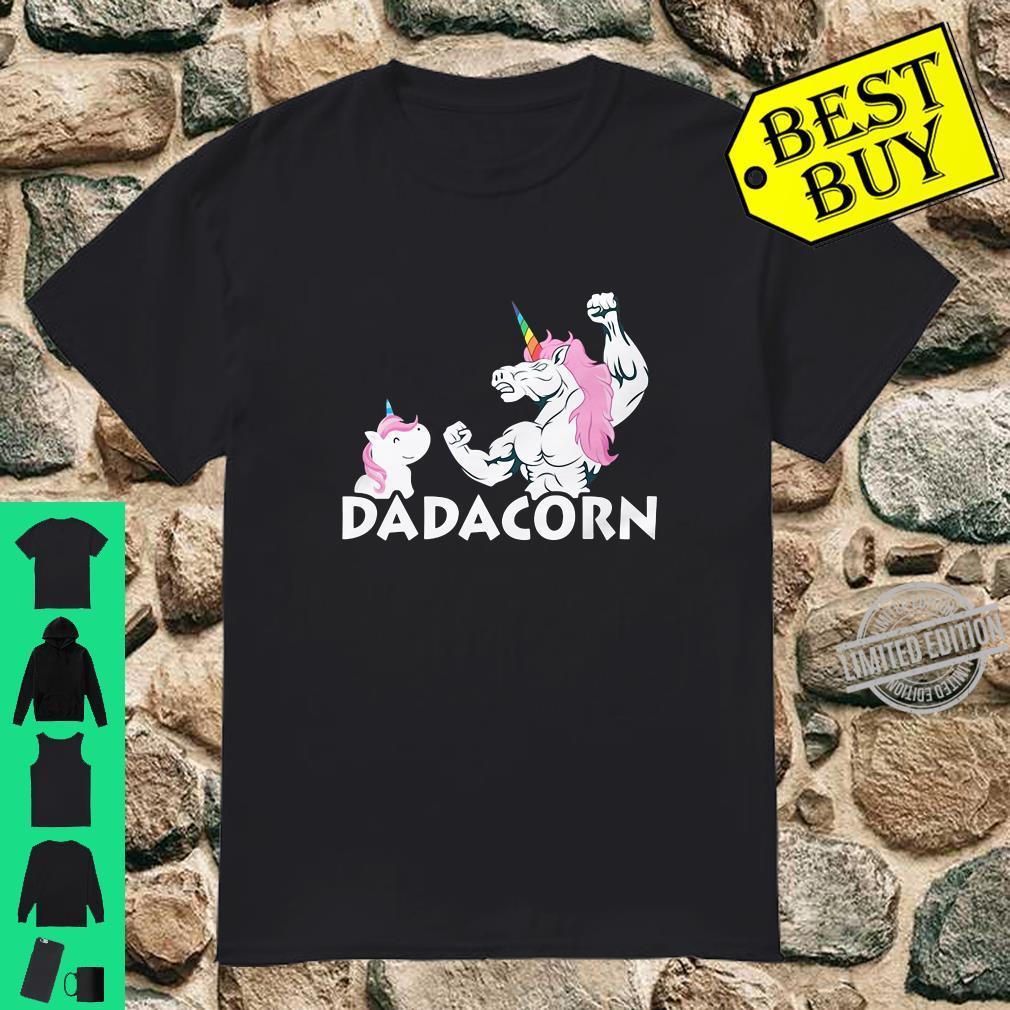 Dadacorn shirt