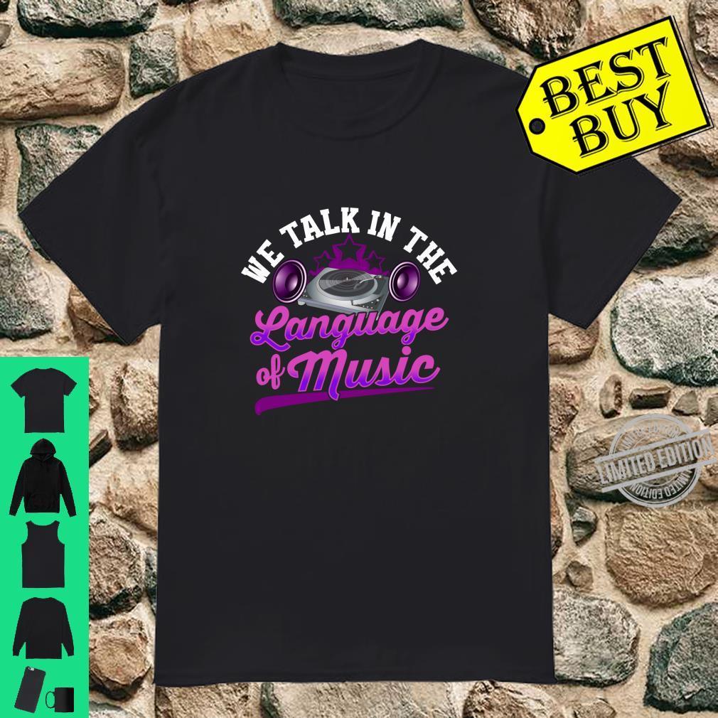 Electronic Dance Music Shirt