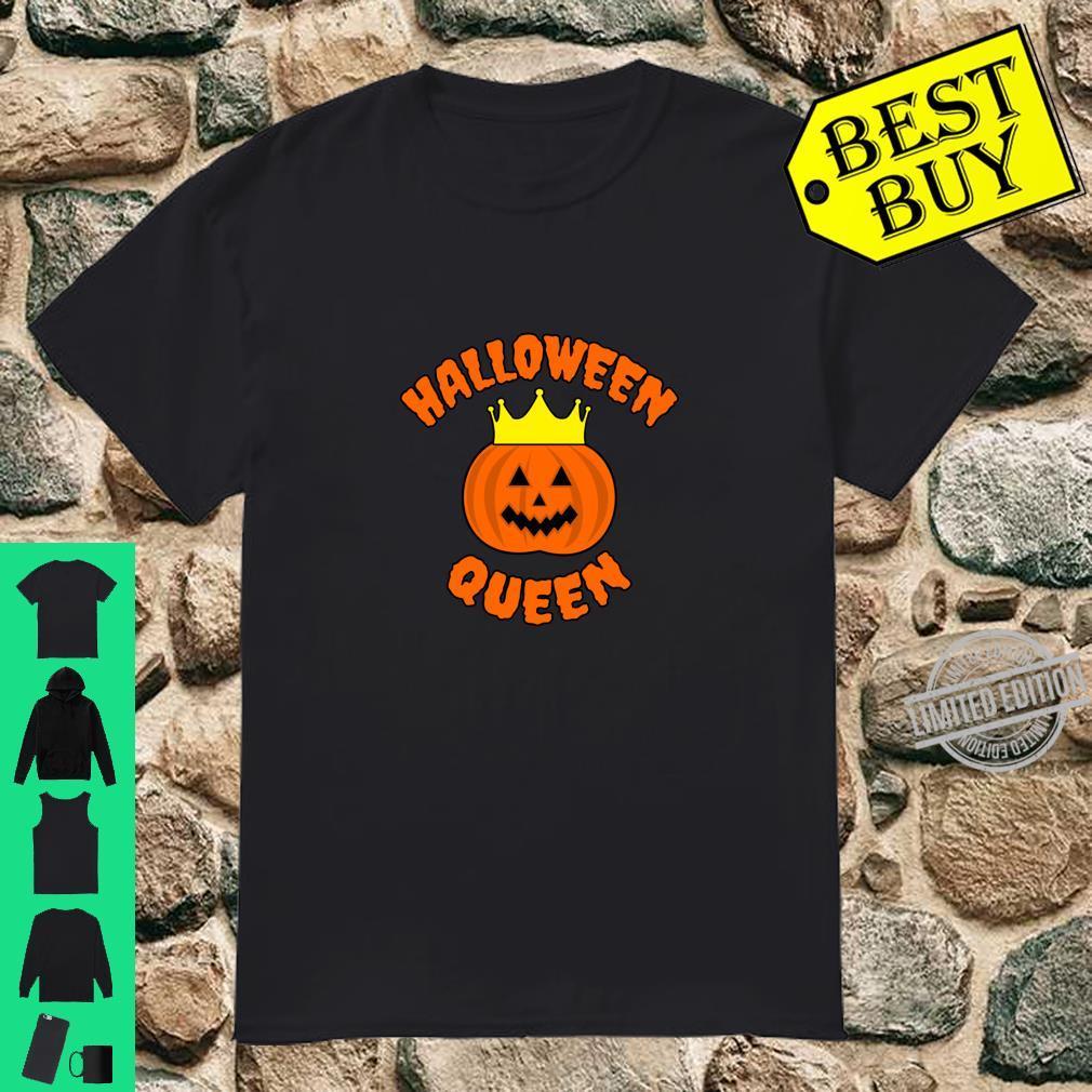 Halloween Queen Shirt