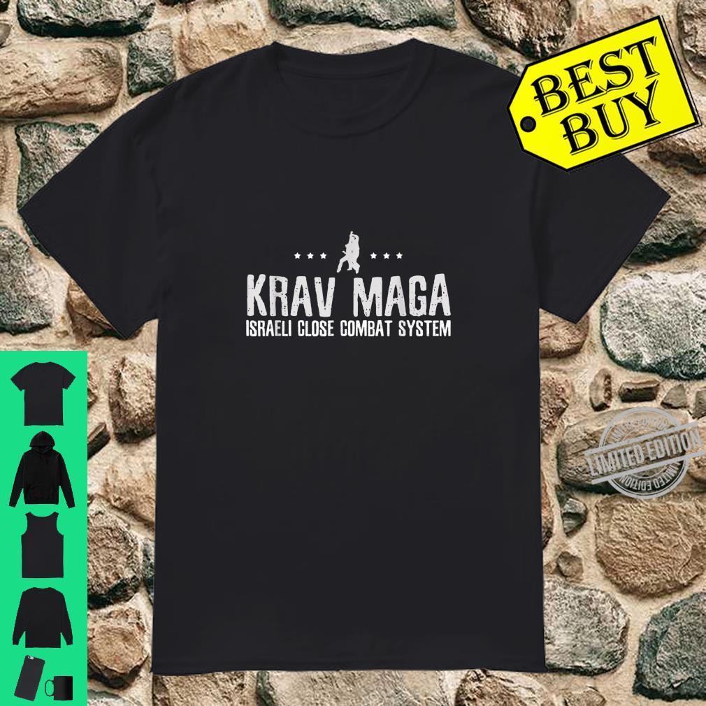 Israeli Close Combat System Geschenk Krav Maga Shirt
