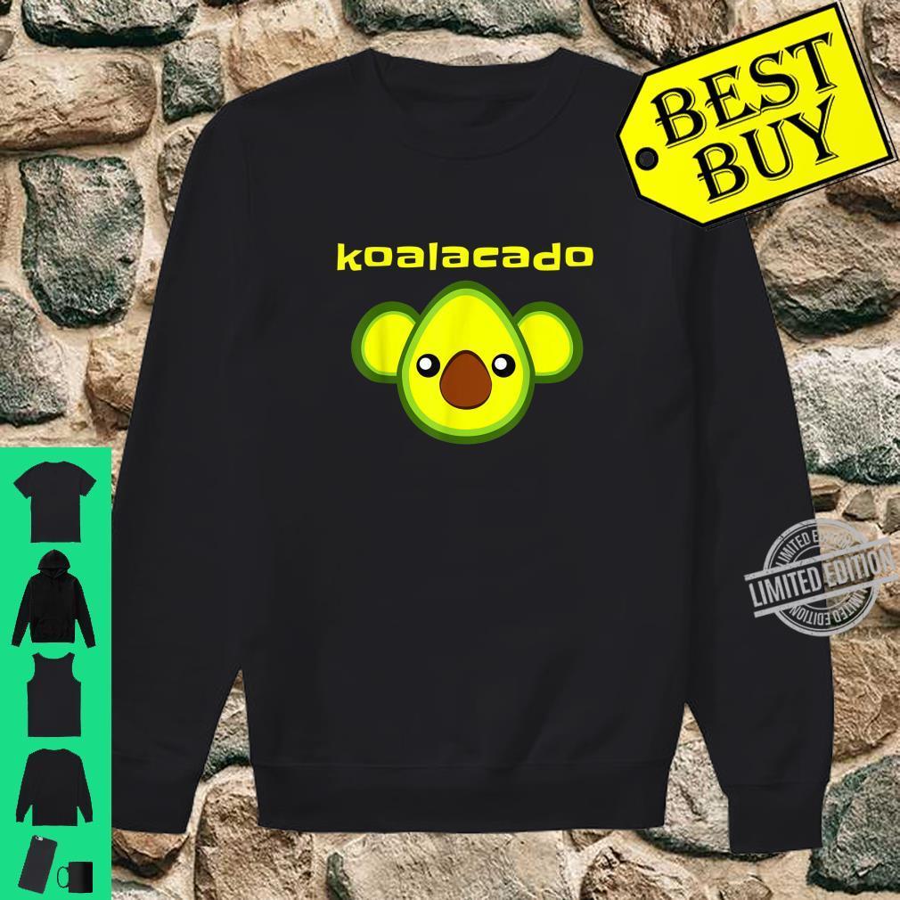 Koalacado Avocado Koala Mashup Vegan Keto Design Shirt sweater