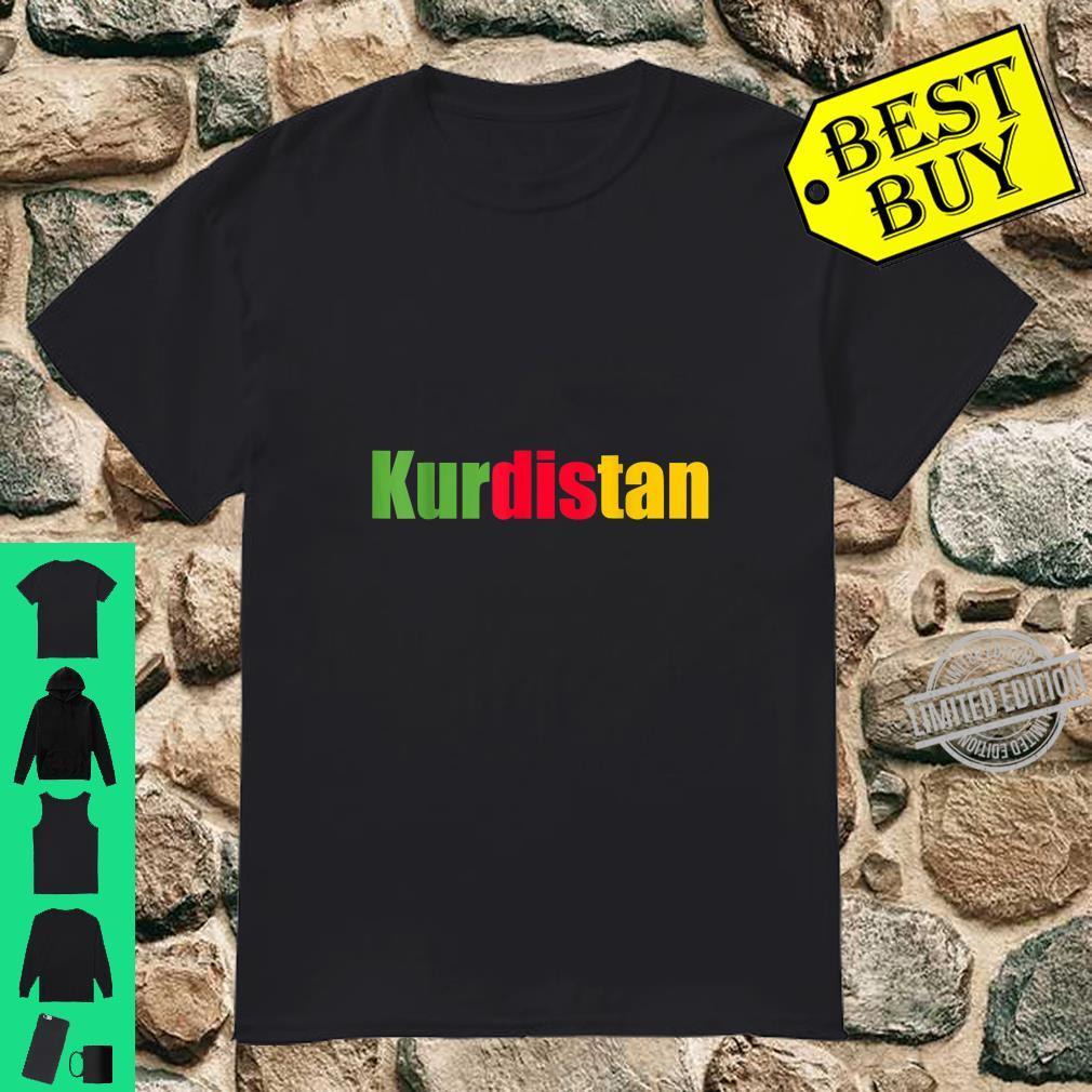 Kurdistan,TShirt Atom idea Retor Shirt
