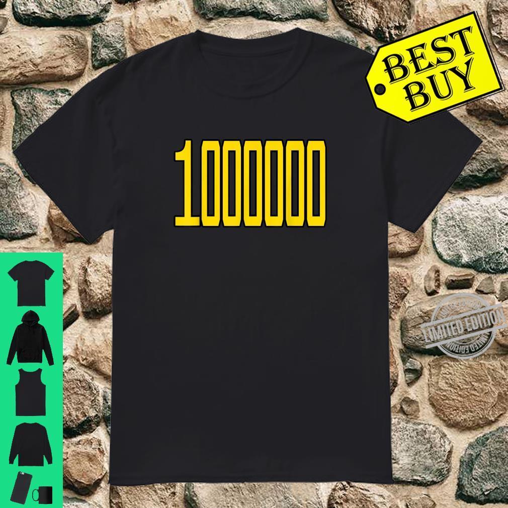 MHA 1000000 Shirt